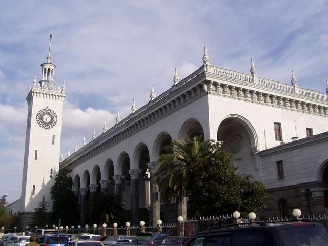 Вокзал Сочи: Фото