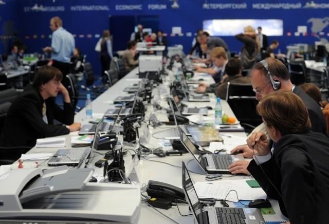 Петербургский экономический форум - 2012: Фото