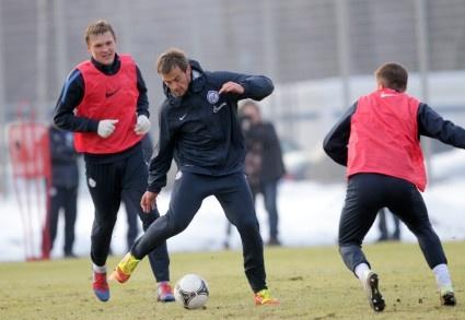 «Зенит» опустился в рейтинге футбольных клубов мира: Фото