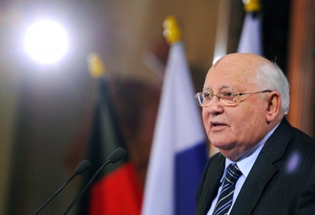 Михаил Горбачев: Фото