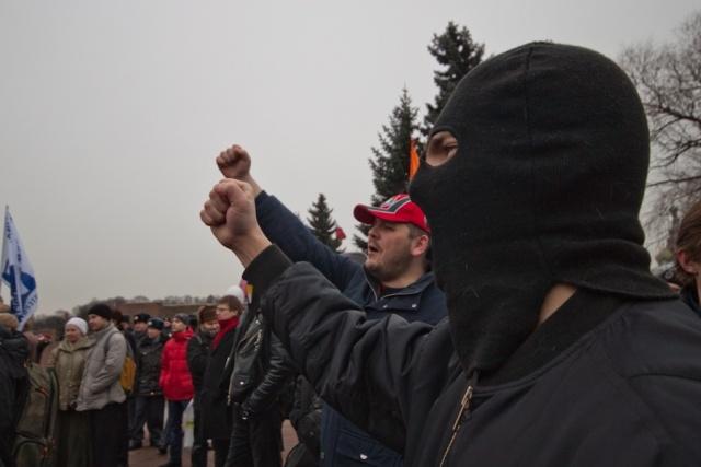 Митинг в Петербурге 24 марта. Часть 2. Фото: Павел Семенов: Фото