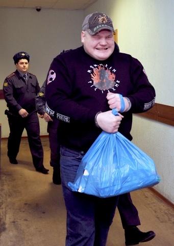Вячеслава Дацика будут судить за поджог церкви: Фото