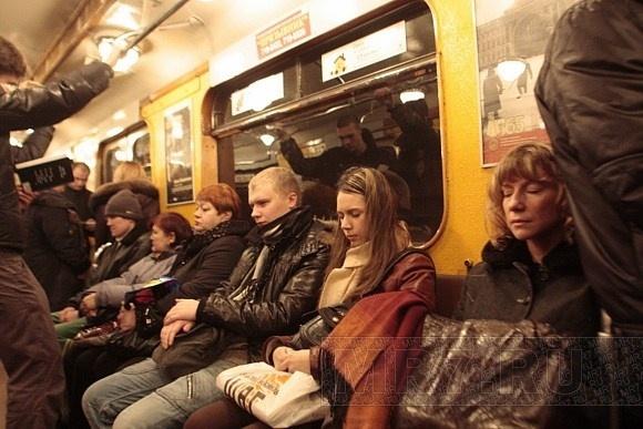 Метро Петербурга: Фото