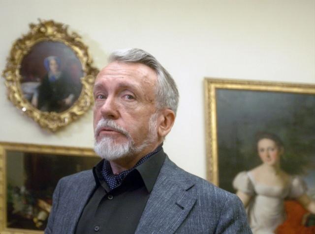 Владимир Гусев, Русский музей: Фото