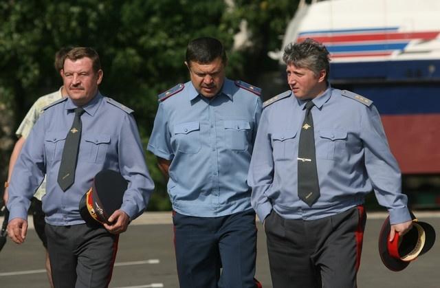 Сергей Умнов стал главой петербургской полиции: Фото