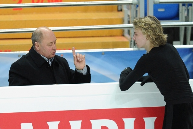 Алексей Мишин : Фото