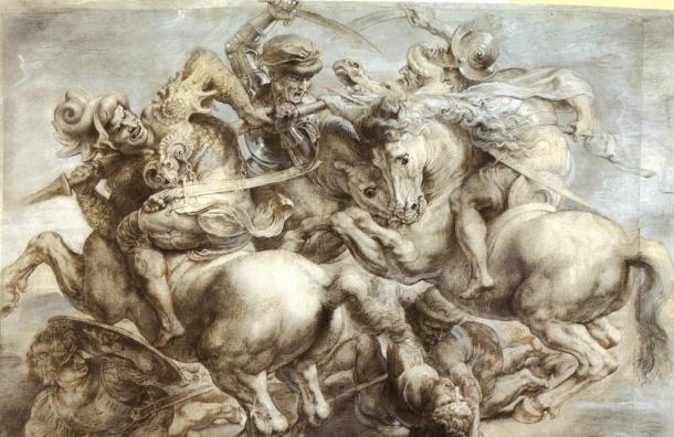 В Италии нашли считавшуюся утраченной фреску Леонардо да Винчи