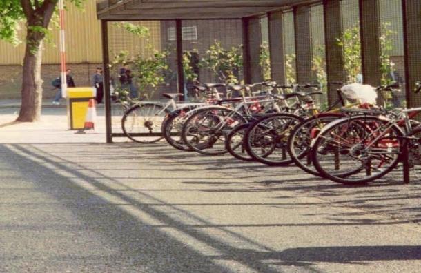 В Петербурге появятся велопарковки-перехватчики