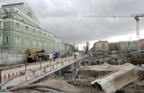 При строительстве второй сцены Мариинки нашли нарушения на 290 миллионов