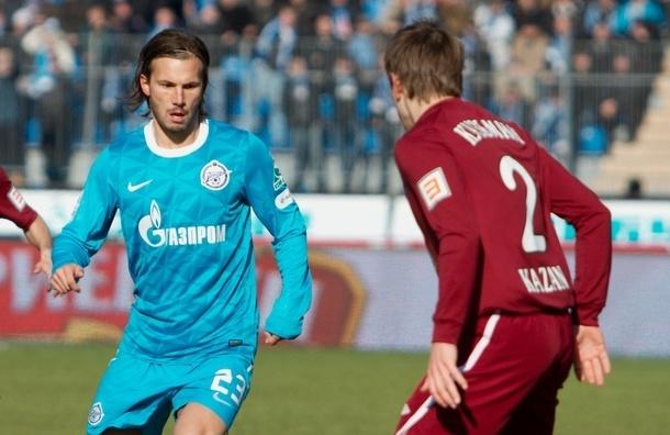 «Зенит» и «Рубин» не выявили победителя, но чуть не потеряли по футболисту