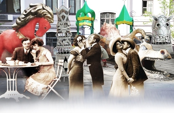 Места, в которых петербуржцы назначают друг другу свидания
