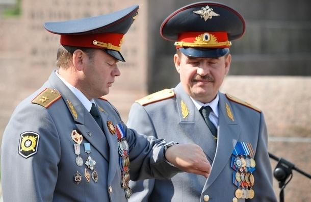 Президент назначил главного полицейского Петербурга