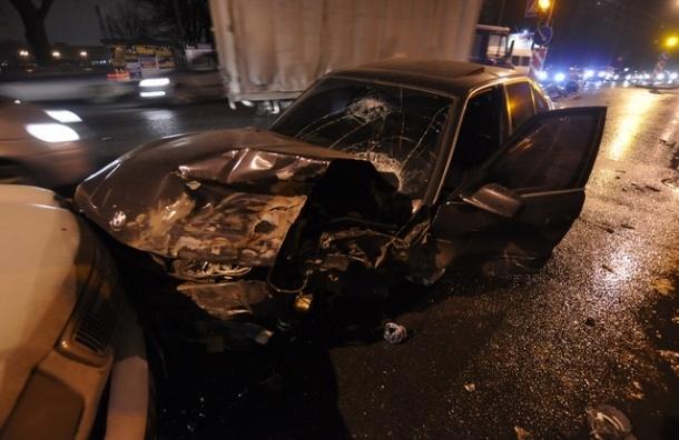 Петербургские дороги – в пятерке самых опасных