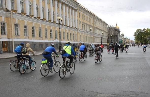 В Петербурге велосипедисты будут зазывать на митинг 24 марта