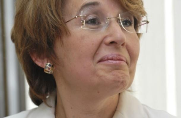Оксана Дмитриева хочет стать губернатором Петербурга