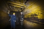 В Кемеровской области эвакуируют горняков из задымленной шахты