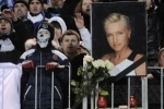 """Год назад погибла супруга вратаря """"Зенита"""" Марина Малафеева"""