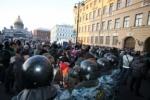 Шевчук и Сокуров назвали «позором» задержания на Исаакиевской площади