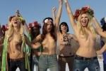 Власти Турции выгнали из страны активисток Femen, которые разделись в Стамбуле