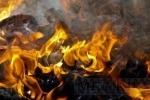 """В Петербурге горит завод """"ЛОМО"""". Фото с места происшествия"""