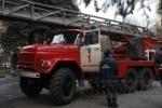 Из-за пожара в петербургском гипермаркете чуть не сгорела газовая котельная
