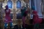 Группа Pussy Riot, «глумившаяся» над храмом Христа Спасителя, ответила патриарху Кириллу