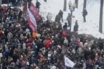 Явлинский обещает, что оппозиция не перестанет митинговать