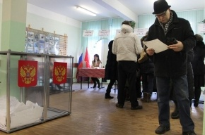 Эсеры считают выборы в Петербурге пристойными, но лживыми