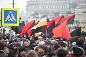 Московские власти настаивают на ужесточении закона о митингах