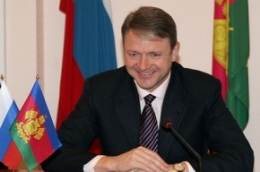 Медведев оставил губернатора Краснодарского края на посту до Олимпиады