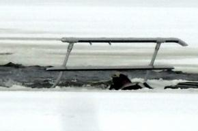 Сильный ветер мог бросить вертолет на провода, из-за чего он упал в Волгу