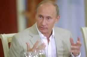 После подсчета четверти протоколов у Путина 63 процента
