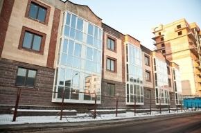 Загородные малоэтажки в центре города