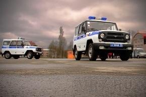 Петербургских оппозиционеров подозревают в поджоге машины полиции