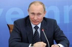 Путин попал в мировые тренды Twitter из-за оплошности Медведева и Обамы