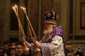 Патриарх Кирилл: полиция воспроизводит и умножает зло