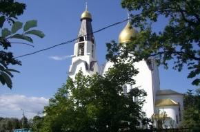 В Петербурге воруют даже при строительстве церквей