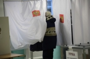 В России уже проголосовали 30% избирателей