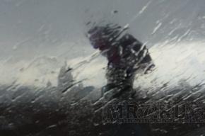 Атлантический циклон принес в Петербург дождь