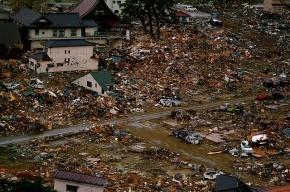 В Японии произошло мощное землетрясение на северо-востоке страны