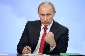 Владимир Путин заявил о смерти олигархии в России