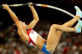 Елена Исинбаева признана лучшей спортсменкой России