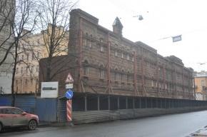 Полтавченко приказал срочно разобраться со стройкой на Большой Пушкарской, о которой узнал «из телевизора»
