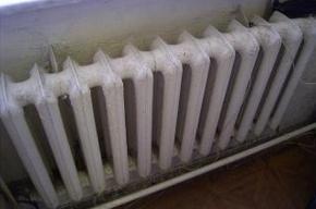 В Петербурге отключили тепло в двух районах города