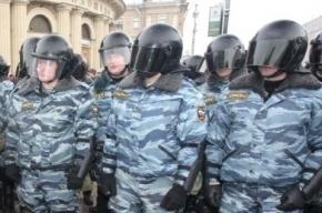В Москве задержали 16 активистов с белыми лентами