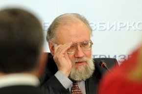 Владимир Чуров попросил у Бога хороших выборов