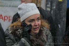 За митинг на Исаакиевской Ольгу Курносову не посадили, а только оштрафовали