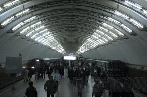 В метрополитене Петербурга запретили фотографировать