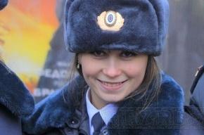 Сегодня в Петербурге выберут самую красивую девушку-полицейского