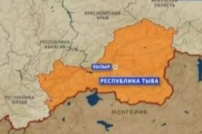 Очередное землетрясение произошло в Туве